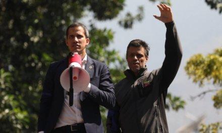 ¿Cómo se precipitó la transición en Venezuela?