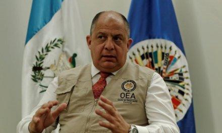 (Guatemala) Jefe de misión de OEA condena y repudia las amenazas contra fiscal Óscar Schaad