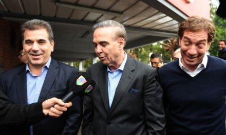 (Argentina) María Eugenia Vidal y Pichetto avanzaron en una estrategia electoral común para la provincia de Buenos Aires