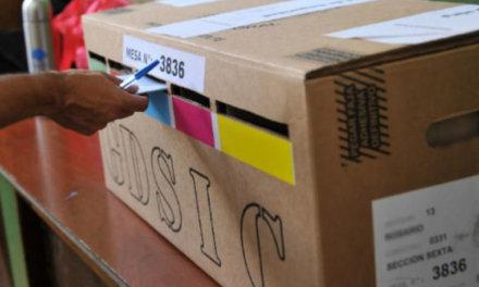 El cuarto oscuro a oscuras. Elecciones generales en Santa Fe