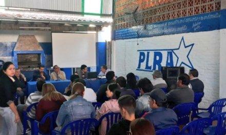 (Paraguay) Dirigentes del PLRA son capacitados sobre Ley de Desbloqueo y Voto Electrónico por el TSJE