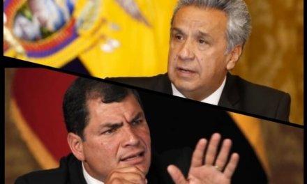 El Correísmo, aun latente en Ecuador