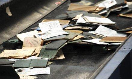 (Argentina) La Cámara Naciona Electoral supervisó la destrucción de más de 670.000 Documentos Nacional de Indentidad