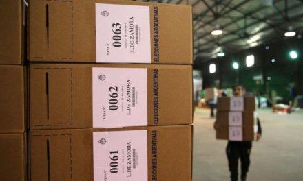 (Argentina) El Gobierno afirma que los resultados de las PASO estarán más temprano