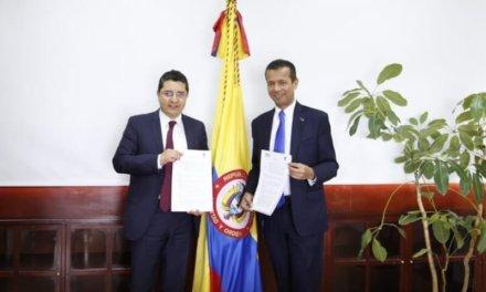 (Colombia) CNE y UIAF firman circular para la prevención y control del lavado de activos en los procesos electorales