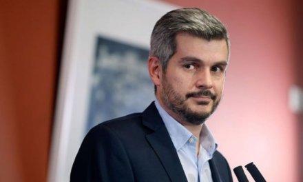 """(Argentina) Marcos Peña: """"hay que cambiar el sistema electoral"""""""