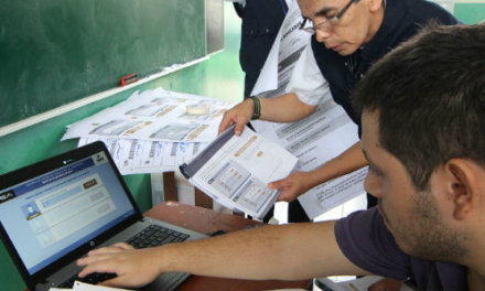 (Perú) ONPE: Sistema de Escrutinio Automatizado disminuyó actas observadas en elecciones municipales complementarias