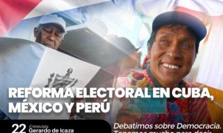 DemoAmlat presentó la edición de agosto de la Revista #DDA, Desafíos de la Democracia en América latina