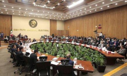 (México) INE aprobó distribución del financiamiento público a partidos políticos para el ejercicio 2020