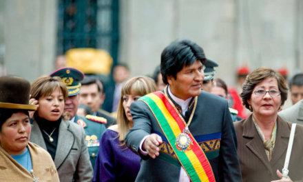 (Bolivia) Evo Morales marcha primero en las encuestas, pero no le alcanzaría para garantizar su reelección