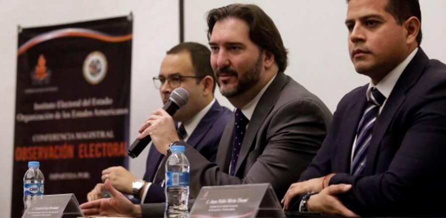"""Entrevista a Gerardo de Icaza: """"La incorporación de tecnología electoral debe basarse en principios de transparencia, efectividad y certeza"""""""