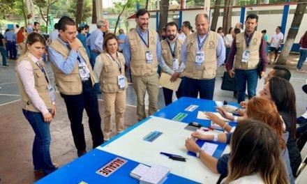 (Guatemala) La Misión de Observación Electoral de la OEA inicia el despliegue de la segunda vuelta
