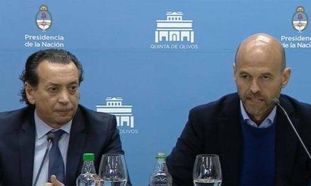 (Argentina) Guillermo Dietrich: «No hay ninguna posibilidad de adelantar las elecciones»