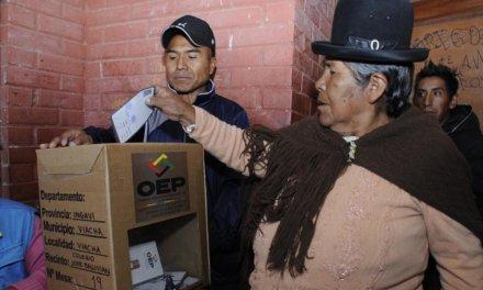 (Bolivia) Veedoras de la Unión Europea están en Bolivia y oposición expresará su molestia