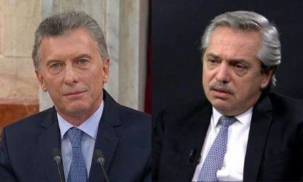 (Argentina) Macri y Fernández lanzan sus spot de campaña electoral