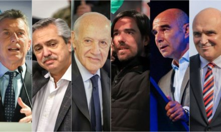(Argentina) Todos los candidatos confirmaron su participación en el debate presidencial