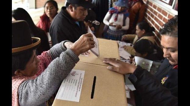 (Bolivia) El viernes se sorteará a los jurados para las elecciones generales