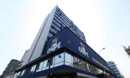 (Perú) ONPE: hasta el momento solo 4 partidos solicitaron asistencia técnica