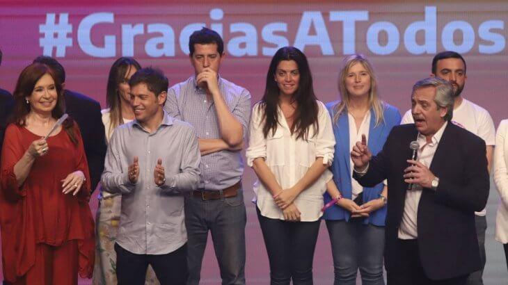 (Argentina) Alberto Fernández se impuso en primera vuelta sobre Mauricio Macri