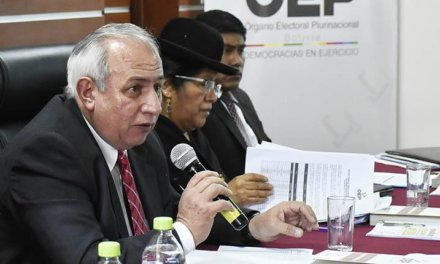 (Bolivia) Oposición denuncia al menos 4 irregularidades en trabajo de TSE en el exterior