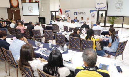 (Panamá) Partidos Políticos presentan al Tribunal Electoral evaluación del proceso electoral