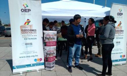 (Bolivia) 161.057 residentes bolivianos en Argentina emitirán su voto en 49 recintos electorales