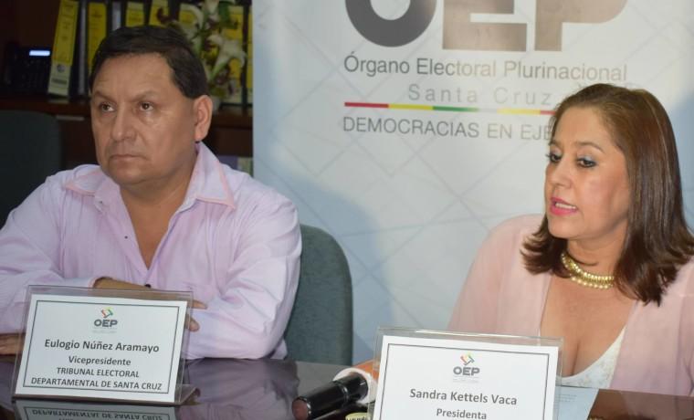(Bolivia) Renuncian dos altos funcionarios del OEP tras crisis por acusaciones de fraude, y ya son 40 las renuncias de funcionarios claves del órgano electoral desde 2018