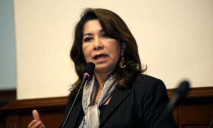 (Bolivia) Elecciones 2020: Martha Chávez encabeza lista de Fuerza Popular