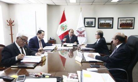 (Perú) Elecciones 2020: JNE resuelve que integrantes de disuelto Congreso pueden postular
