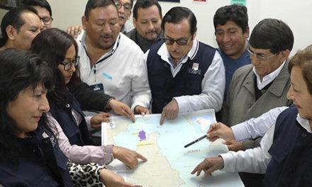 (Perú) ONPE designa 60 jefes de oficinas descentralizadas de procesos electorales