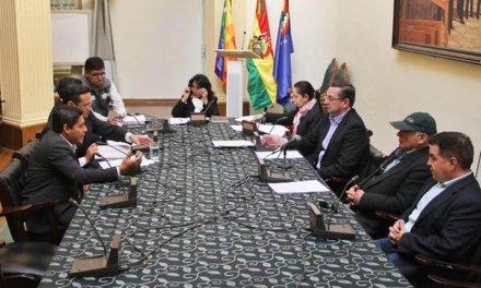 (Bolivia) UD, MAS y PDC acuerdan elecciones sin Evo Morales y Álvaro García Linera