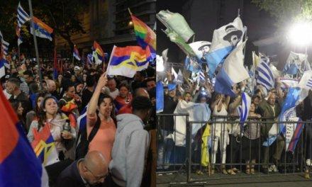 (Uruguay) Con el 100% de los votos del escrutinio, Lacalle Pou aventaja a Martínez en 28.666 votos. El resultado será oficializado el jueves
