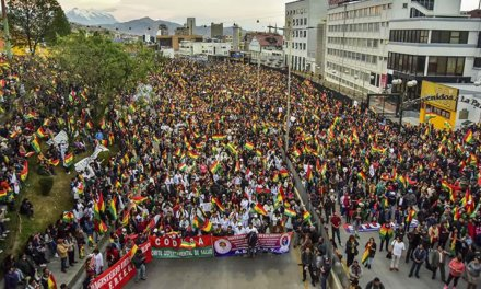 (Bolivia) Cabildos piden renuncia de Evo y nuevas elecciones