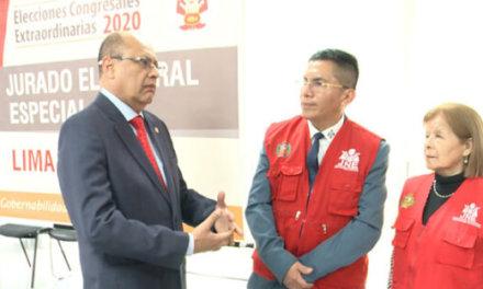 (Perú) JNE BRINDARÁ FACILIDADES A JURADOS ESPECIALES PARA OPTIMIZAR SU LABOR