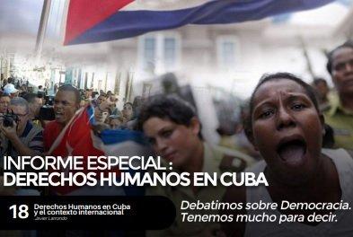 DemoAmlat publicó la edición de noviembre de su revista #DDA, con un informe especial de Cuban Prisioners Defenders