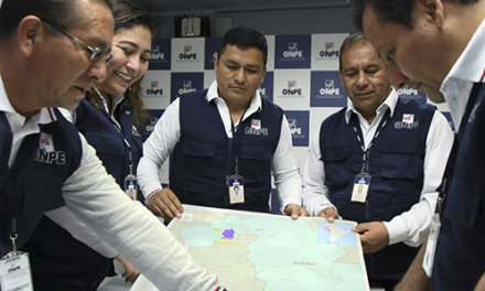 (Perú) ONPE: Jefes de oficinas descentralizadas concluyen traslado al interior del país