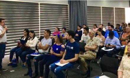 (Paraguay) Dirigentes del PLRA de Central participaron de varias jornadas instructivas sobre la Ley de Desbloqueo