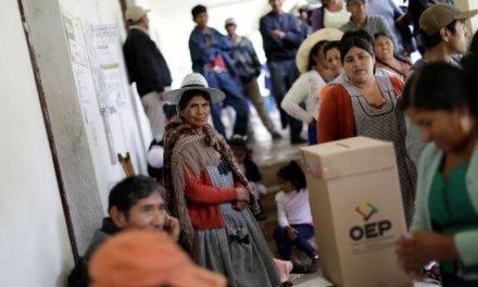 Las futuras elecciones de Bolivia y la experiencia Argentina