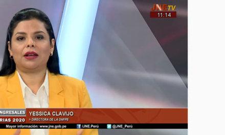 (Perú) JNE pidió a los ciudadanos revisar las hojas de vida de los postulantes a las Elecciones Congresales Extraordinarias 2020, con el fin de conocer sus antecedentes