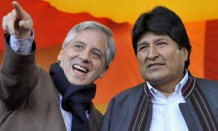 (Bolivia) El MAS reconoce la sucesión por renuncia y abandono de funciones de Evo y Álvaro García Linera