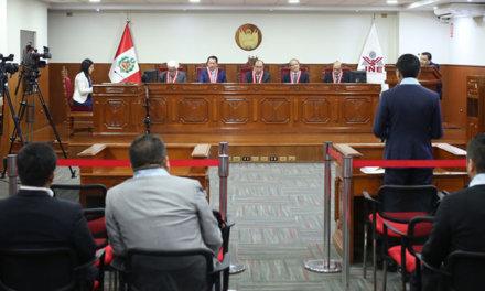 (Perú) JNE: 2331 CANDIDATOS PARTICIPARÁN EN ELECCIONES CONGRESALES 2020