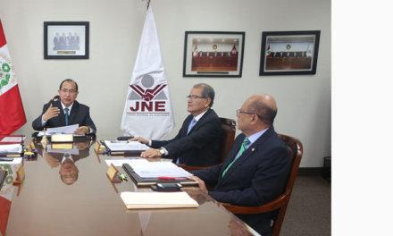 (Perú) JNE aprobó el Reglamento del Registro de Organizaciones Políticas