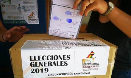 (Bolivia) TSE se reunirá con todos los vocales y deberá decidir qué software usará