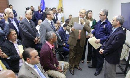 (República Dominicana) JCE presenta modelo de Voto Automatizado con orden de los partidos para elecciones municipales 2020