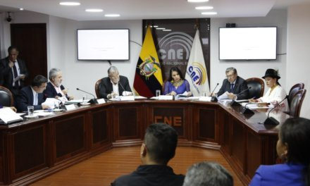 (Ecuador) CNE invita a Unión Europea para que observe las Elecciones del 2021