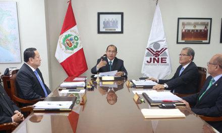 (Perú) JNE precisó las reglas sobre las vallas de representación parlamentaria y de cancelación del registro de inscripción de organizaciones políticas