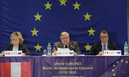 (Perú) Misiones de Observación Electoral destacan la labor de los organismos electorales