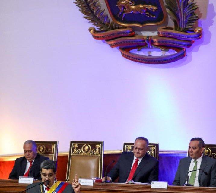 (Venezuela) Maduro propone que la Unión Europea y la ONU sea invitados a las elecciones