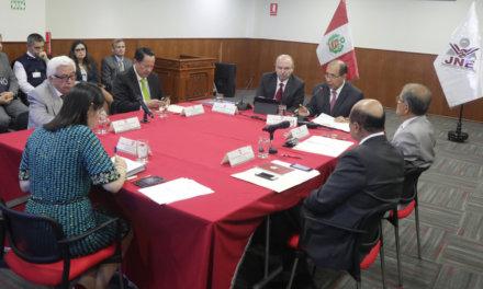 (Perú) Jefe de la ONPE garantiza elecciones transparentes, neutrales y eficientes