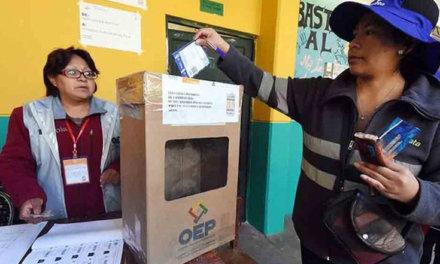 (Bolivia) El Tribunal Electoral de Bolivia habilitó al MAS para las elecciones de 2020